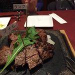 チョットでいいから極上の肉を食べたい方に!  「せいとう」@日本橋