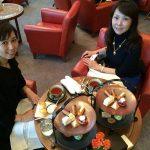 アンダーズ東京でアフタヌーンティー セイボリーとケーキが特にオススメ!