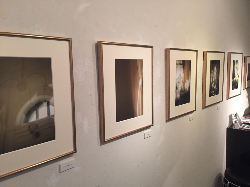 銀座で心あたたまる写真を堪能  松田洋子写真展「窓辺のまなざし」