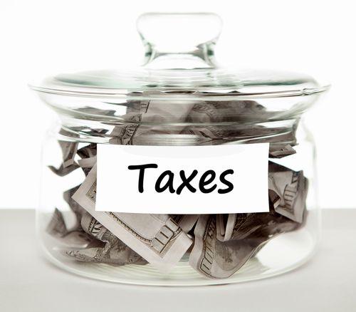 忘れたころに徴収が・・・、予定納税